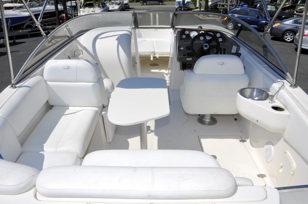 Boat Rental 22 Foot Regal 2120 Destiny Deck Boat Cape