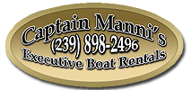 Captain Mannis Executive Boat Rentals